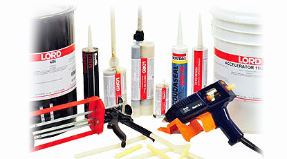 Adhesives & Sealants for Aerospace, Automotive & Industrial Applications